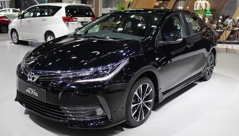 อัพเดทราคา Toyota Corolla Altis 2019 รถซีดานรุ่นยอดนิยมจากค่าย Toyota