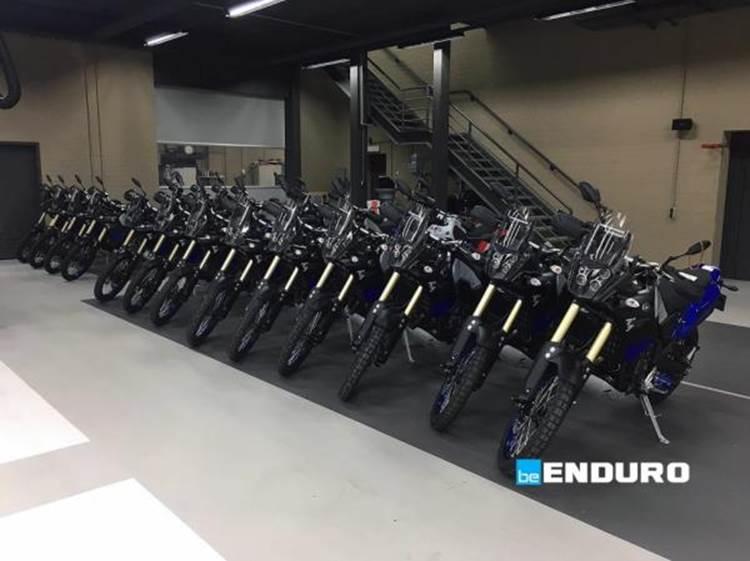เพจ be Enduro เผยภาพการส่งมอบ Yamaha Tenere 700 ลอตแรก ในเดือนพฤษภาคม62!