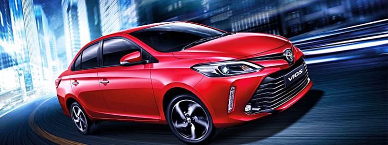 ราคา Toyota Vios 2019