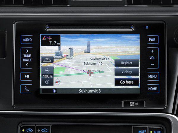 ระบบนำทาง Navigatro รองรับ TELEMATiCS