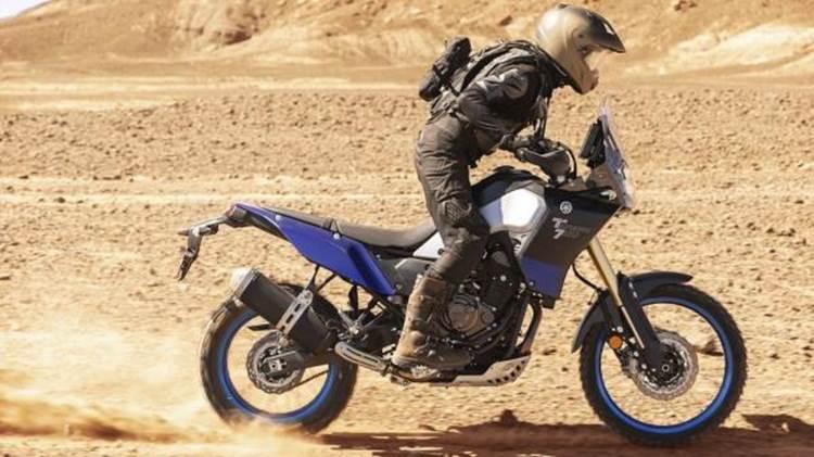 Yamaha Tenere 700 รถบิ๊กไบค์แอดเวนเจอร์ขนาดกลาง จากค่าย Yamaha