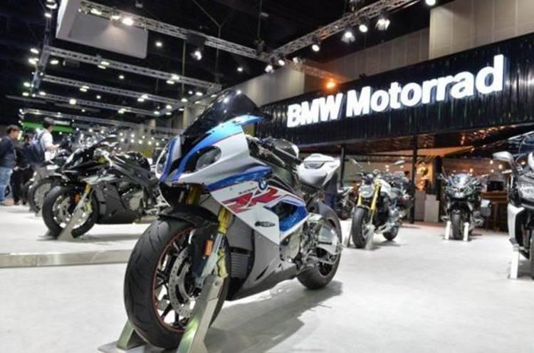 ทาง BMW Motorrad ตั้งเป้าหมายยอดขายทั่วโลกไว้ที่ 2 แสนคัน