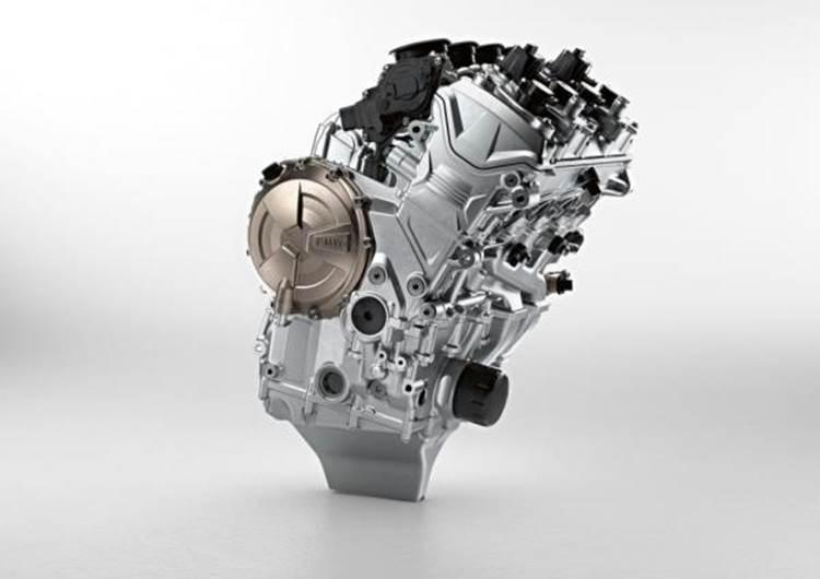 เครื่องยนต์ของ BMW S1000RR 2019