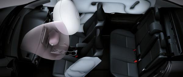 ความปลอดภัยของ Toyota Corolla Altis 2019