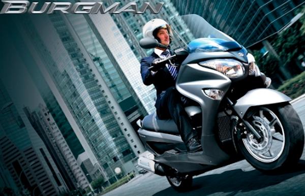 Suzuki BURGMAN200 ABS