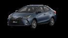 ราคาและตารางผ่อน ดาวน์ Toyota Yaris Ativ