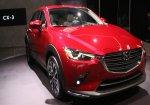 Mazda CX-3 รุ่นปรับโฉม 2018 พร้อมเปิดตัวปลายเดือนกรกฏาคมนี้