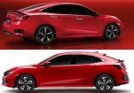 ราคาและตารางผ่อน Honda Civic 2018 รถหรูสไตล์สปอร์ตระดับพรีเมี่ยมที่มาพร้อมกับราคา Honda Civic HATCHBACK และ SEDAN