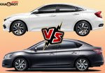 เปรียบเทียบ Honda Civic VS Nissan Sylphy คันไหนดีที่สุดสำหรับคุณ