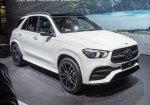 Mercedes GLE 2020 SUV ระดับหรูเปิดตัวอย่างเป็นทางการในงาน  Paris Motor Show 2018 !!