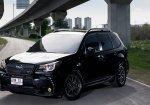 จากพ่อบ้านขาลุยเป็นพ่อบ้านสายซิ่งรวมชุดแต่งพร้อมคำแนะนำการแต่ง Subaru Forester 2018-2019  by A MOTORSPORT
