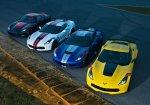 Chevrolet Corvette Grand Sport Drivers Series แรงบัลดาลใจจาก 4 นักแข่ง