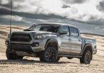 Toyota Tacoma 2019 ไมเนอร์เชนจ์ใหม่เผยโฉมในสหรัฐฯ