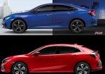 ราคาและตารางผ่อน Honda Civic รถหรูสไตล์สปอร์ตระดับพรีเมี่ยมที่มาพร้อมกับราคา Honda Civic HATCHBACK และ SEDAN