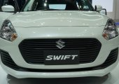 Suzuki Swift 2018 ในงาน Bangkok international motor show 2018