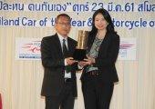 สรยท. ฟันธง! Honda CR-V รถยอดเยี่ยม ซิวรางวัลรถยนต์แห่งปี Thailand Car Of The Year 2017