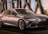 Lexus ES 2018 เรียบหรูอย่างมีระดับ พร้อมเปิดตัวกลางปีนี้