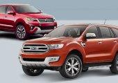 เปรียบเทียบระว่าง Ford Everest กับ Toyota Fortuner จับรถ SUV ราคาระดับล้านกลางๆ มาประชัน