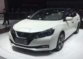 Nissan Sylphy Zero Emission เตรียมเปิดตัวที่เมืองจีน