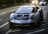 Lamborghini Aventador ซุปเปอร์คาร์มาดเข้มโดนใจนักขับ