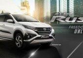 ราคา Toyota Rush 2018 หลังจากเปิดตัว ณ แดนอิเหนาประเทศอินโดนีเซีย