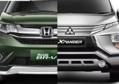 เปรียบเทียบ Mitsubishi Xpander 2018 กับ Honda BR-V 2018 คันไหนดีกว่า ?