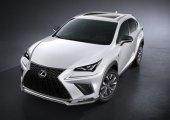 โฉมใหม่ หรูหรา Lexus NX 2018 โฉมใหม่ หรูหรา ราคาเริ่ม 2.93 ล้านบาท