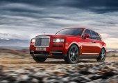 เปิดตัว Rolls-Royce Cullinan 2018 พร้อมเข้าสู่วงสังคม SUV ชั้นสูง