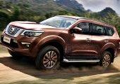 Nissan Terra 2018 เตรียมเปิดตัวในไทยกลางเดือนสิงหาคมนี้