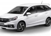 New Honda Mobilio รถยนต์ SUV ขนาดเล็กกะทัดรัดที่มาพร้อมกับความครบครัน