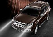 เปิดอกสาวก The New Isuzu MU-X  รถ SUV สไตล์สปอร์ตที่เน้นความหรูหราระดับพรีเมียม