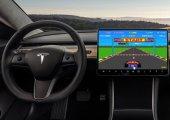 Tesla เตรียมติดตั้งโปรแกรมเกมส์ Atari ใน Autopilot !!