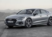 เปิดตัว Audi A7 Sportback 2019 พร้อมเทคโนโลยีครบครันในราคาถูกกว่าเดิม