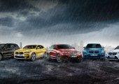 BMW มอบข้อเสนอพิเศษสำหรับลูกค้าคนพิเศษ ให้คุณได้มีความสุขและสนุกไปกับฤดูฝน