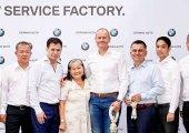 German Auto Service Factory ศูนย์ซ่อมรถยนต์บีเอ็มดับเบิลยู มินิ แห่งแรกของประเทศไทย