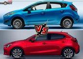 เปรียบเทียบ Ford Fiesta กับ Mazda2 น่าขับทั้งคู่แล้วจะซื้อคันไหนดี ?