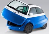 Isetta microcar รถยนต์ไฟฟ้าขนาดจิ๋ว พร้อมจำหน่ายแล้วในยุโรป