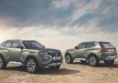 Lada Vision 4X4 เผยคอนเซปต์ SUV ไซส์เล็กในงาน Moscow International Automobile Salon (MIAS) 2018