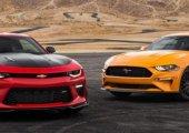 เปรียบเทียบ Ford Mustang 2018 vs Chevrolet Camaro 2018 สองสปอร์ตคูเป้พันธุ์ดุ จากฝั่งอเมริกา