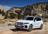 BMW X5 XDRIVE 45E IPERFORMANCE ปลั๊ก-อิน ไฮบริด มาแน่ในปี 2020