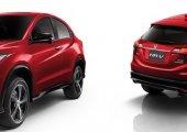 ราคาและตารางผ่อน All-New Honda HR-V 2018-2019 รถยนต์  CROSSOVER SUV ดีไซน์สปอร์ตสวยสะดุดตาในทุกมุมมอง