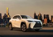 Lexus UX Hybrid 2019 SUV ขนาดเล็ก พร้อมขุมพลังมอเตอร์ไฟฟ้ารวม 175 แรงม้า!!