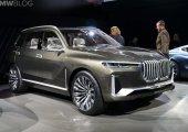 ยลโฉมภายใน  BMW X7 2019 รถ SUV หรูที่สุดของค่าย ก่อนเปิดตัวกลางเดือนตุลาคม