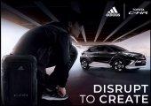 มิกซ์แอนด์แมทซ์กันระหว่าง Toyota C-HR และ ADIDAS Japan พิเศษเฉพาะแฟนคลับชาวไทย