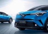 โปรโมชั่นพิเศษ ออกรถ TOYOTA C-HR 2018  รับฟรี ADIDAS SET Japan Limited Edition หรือเลือกผ่อนเบาๆ 11,000 บาท