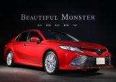 หรูหราเหนือระดับกับ Toyota Camry2019 ซาลูนสุดล้ำเข้าไทยแน่นอน 29 ตุลาคม