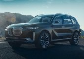 BMW X7 2019 ใหม่ ปล่อยทีเซอร์ยั่วใจ ใครเห็นก็ต้องรัก