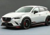 เสริมสร้างความหรูหราไม่แพ้ใคร ด้วยชุดแต่ง Mazda CX-3 2018