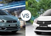 เปรียบเทียบ Mitsubishi Mirage 2018 กับคู่แข่ง Suzuki Celerio 2018 ใครเหนือกว่ากัน