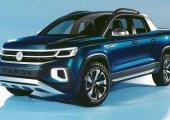 เผยคอนเซปต์ Volkswagen Tarok รถกระบะที่ปรับรูปแบบได้ทุกการใช้งาน
